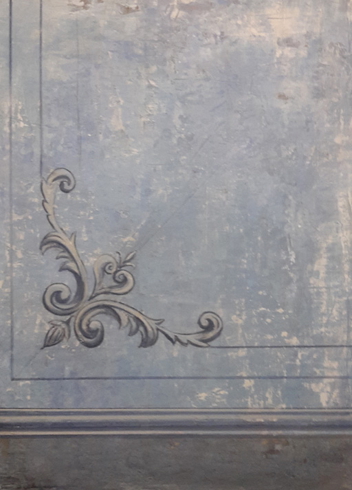trompe'loeil and grisaille by harvey woodward